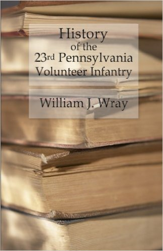 History of the 23rd Pennsylvania Volunteer Infantry
